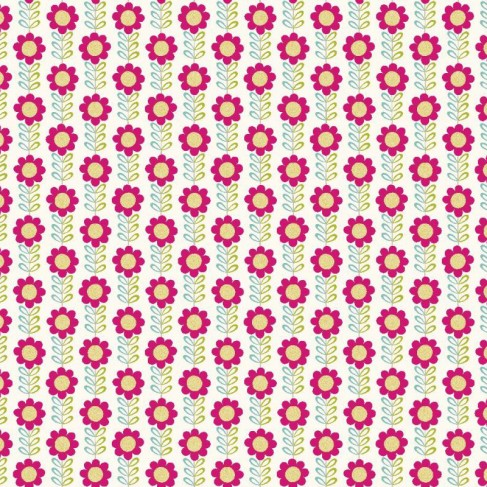 DAISY CHAIN PINK / FUCHSIA